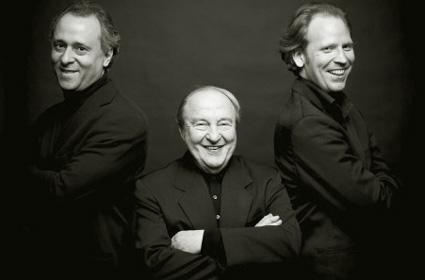les musiciens du Trio Beaux-arts