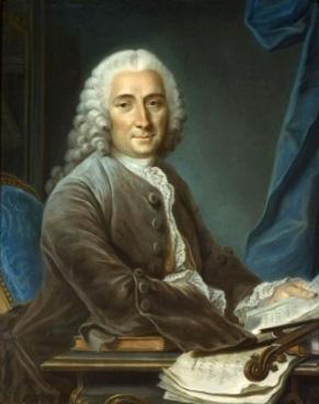 le compositeur Antoigne Dauvergne