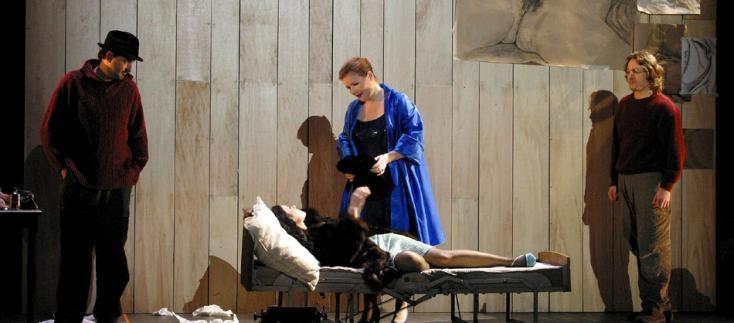 La Bohème (Puccini) par une jeune équipe à l'Opéra de Nancy