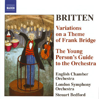 Benjamin Britten | The Young person's guide – etc.