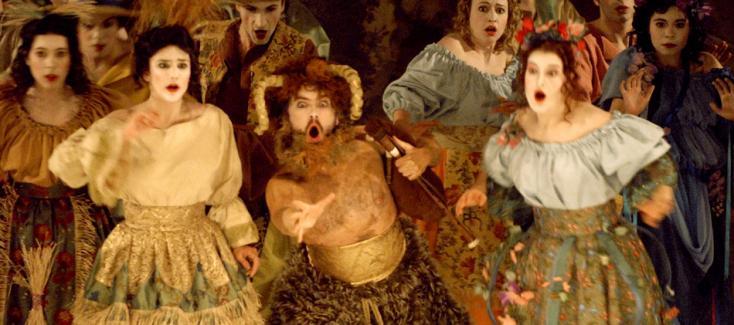 Cadmus et Hermione, tragédie lyrique de Jean-Baptiste Lully à Paris