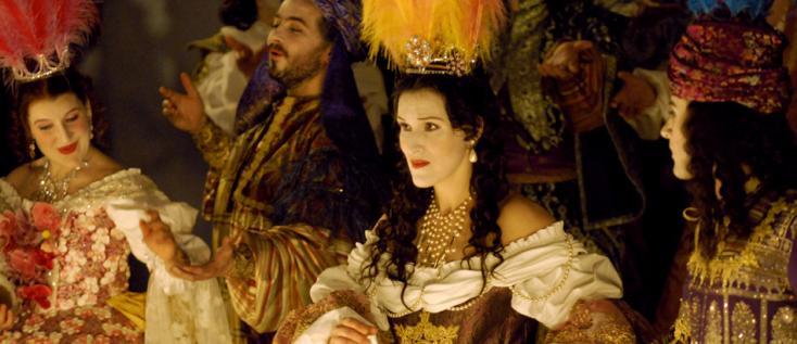 Vincent Dumestre et Benjamin Lazar rejouent Cadmus et Hermione à Rouen