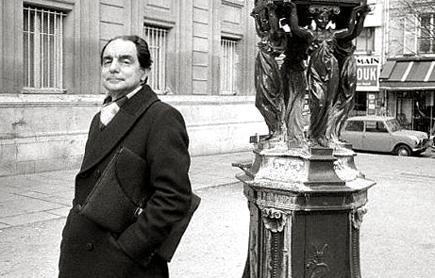 l'écrivain italien Italo Calvino