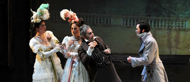 La Cenerentola, opéra de Rossini vu en Avignon