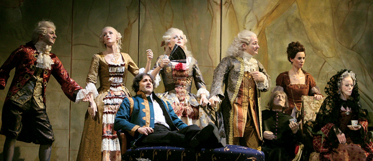 Andrea Chénier, le célèbre opéra d'Umberto Giordano, à Nancy