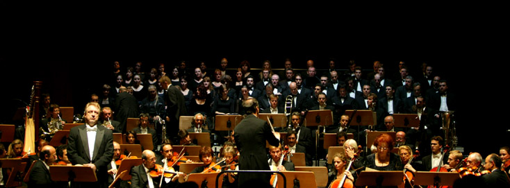 version de concert du Coq d'Or de Rimski-Korsakov, par Patrice Nin