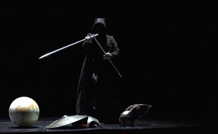 Elisa Haberer photographie Crépuscule des dieux de Wagner à Bastille