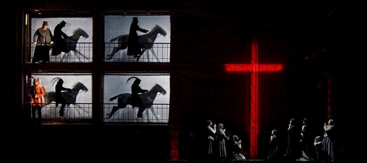 La damnation de Faust (Berlioz) à l'Opéra Bastille