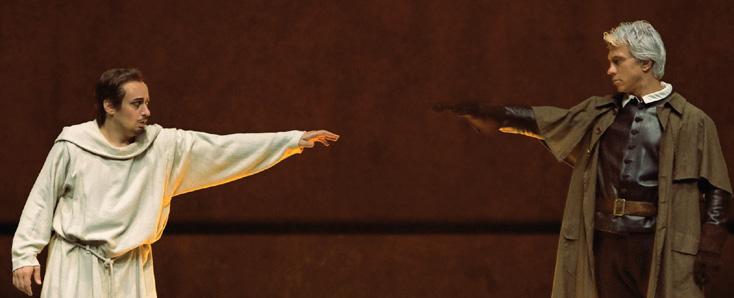reprise réussie du Don Carlo (Verdi) de Graham Vick à l'Opéra Bastille