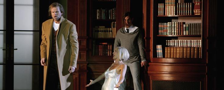 Bo Skovhus est le Don Giovanni de Tcherniakov au Festival d'Aix-en-Provence