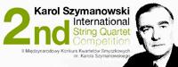 Katowice, du 18 au 23 septembre 2017 : 2ème Concours Szymanowski