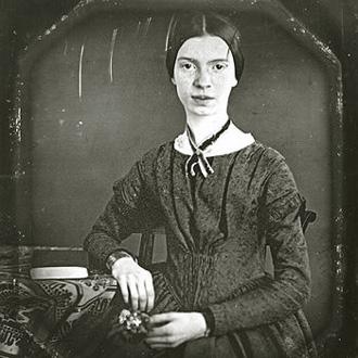 photographie de la poétesse américaine Emily Dickinson