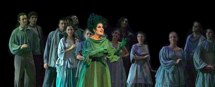 Ercole amante de Cavalli et Lully au Festival d'Ambronay