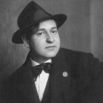 Le compositeur Eric Wolfgang Korngold