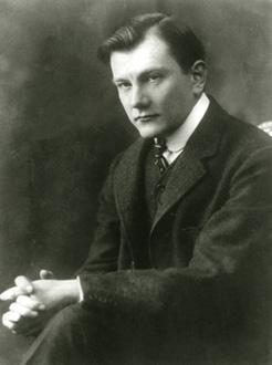 Le compositeur hongrois Ernő Dohnányi, bel élégant talentueux