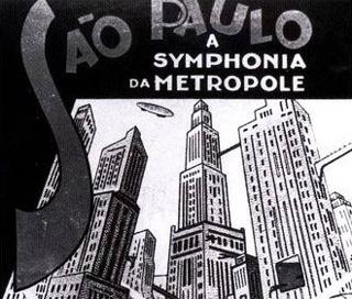São Paulo, a symphonia da metropole, ciné-concert