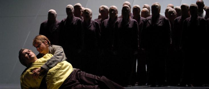 Gérard Amsellem photographie Fidelio (Beethoven) à l'Opéra national de Lyon