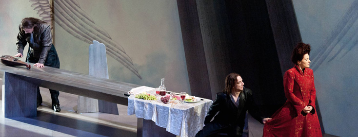 eine florentinische Tragödie, opéra de Zemlinsky, photographié par B. Stofleth