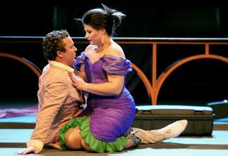 Eine florentinische Tragödie, opéra d'alexander von Zemlinsky, à Nancy