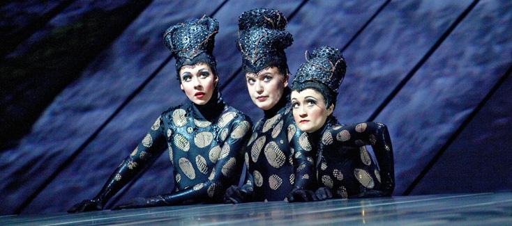 Götterdämmerung de Richard Wagner au Metropolitan Opera, New York