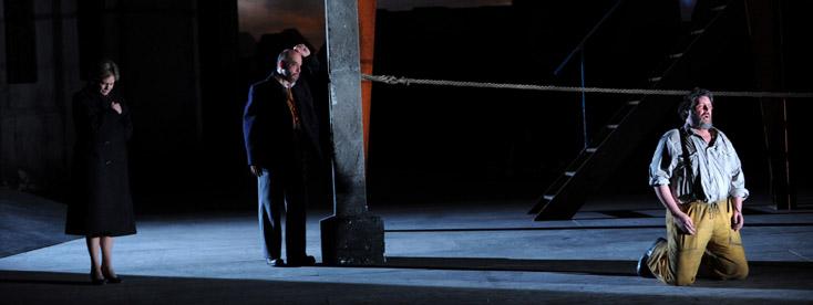 Peter Grimes, opéra de Britten au Grand Théâtre de Genève