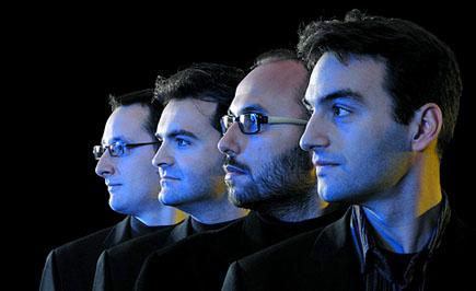 Habanera, quatuor de saxophones, joue Donatoni, Leroux et Stroppa