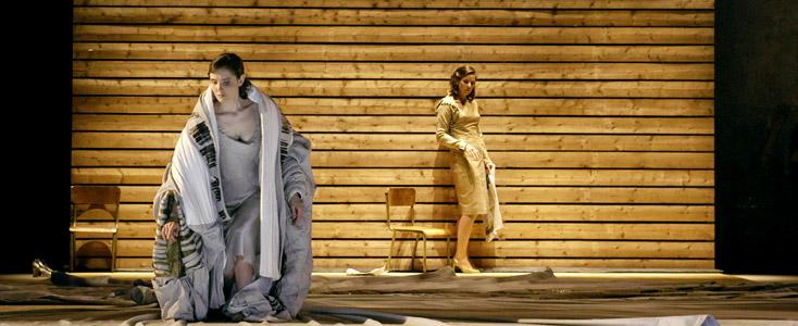 création d'Hanjo, opéra de Toshio Hosokawa, au Festival d'Aix-en-Provence