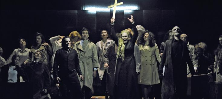 Les Huguenots, opéra de Giacomo Meyerbeer