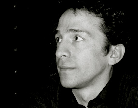 le compositeur Marco Antonio Pérez-Ramirez par Bertrand Bolognesi
