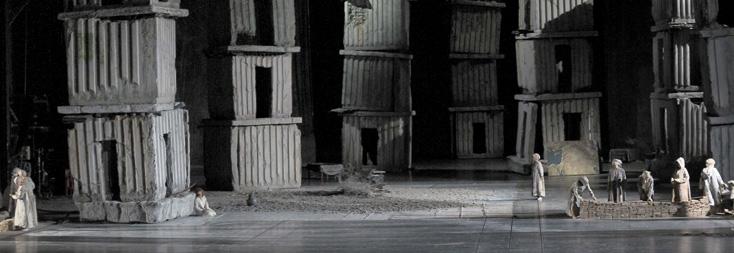 image d'Am Anfang de Widmann, à l'Opéra Bastille