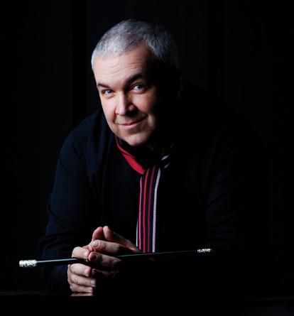 Marc Minkowski par Philippe Gontier