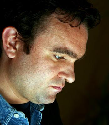 Jörg Widmann, compositeur, photographié par Peter Christopher