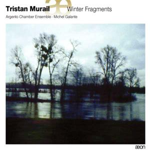 CD aeon Tristan Murail AECD 0746