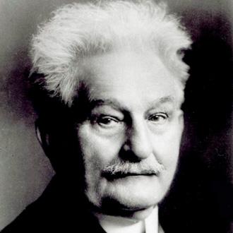 Le compositeur Leoš Janáček