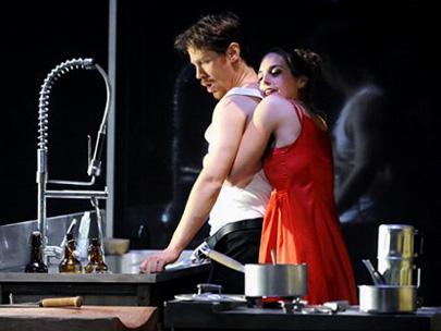 le baryton Alexander Knop dans Julie de Philippe Boesmans