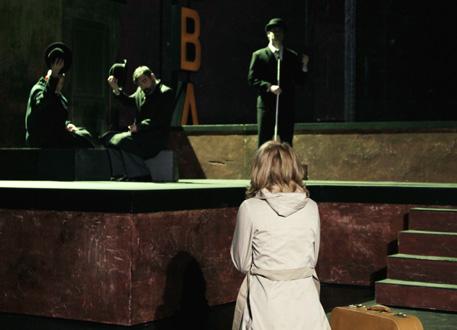 Káťa Kabanová, opéra de Janáček photographié par Richard Schroeder à Paris