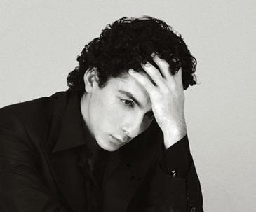 le violoniste Sergeï Khachatryan photographié par Serge Derossi