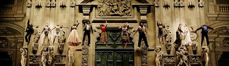 Dom za vesanje (Le temps des Gitans), punk opéra d'Emir Kusturica