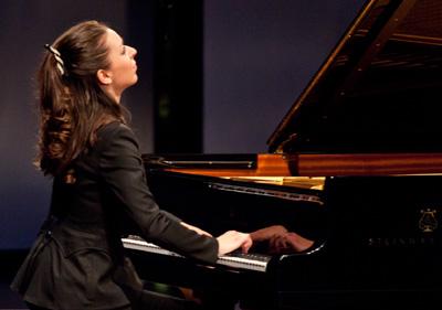 Yulianna Avdeeva joue Liszt et Chopin