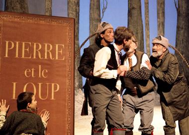 Pierre et le loup, conte musical de Sergeï Prokofiev