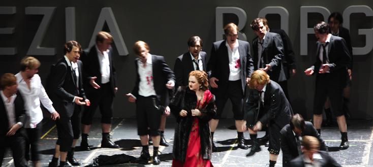 Lucrezia Borgia, opéra de Gaetano Donizetti