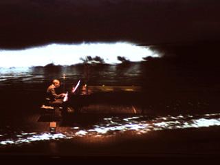 L'île solaire, narration musicale de Samuel Sighicelli
