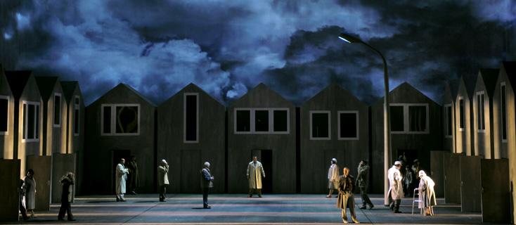 nouvelle production de Macbeth à Bastille, signée Dmitri Tcherniakov