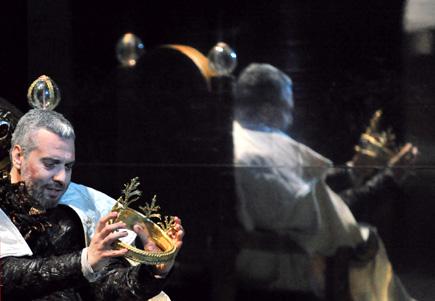 Macbeth, opéra de Verdi, photographié à Bordeaux par Frédéric Desmesure