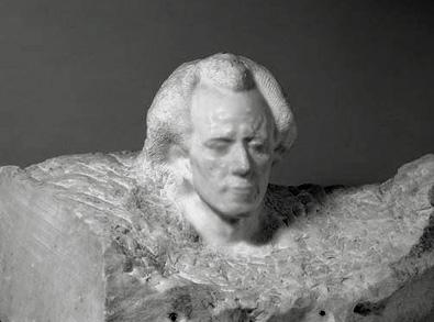 Gustav Mahler par Auguste Rodin
