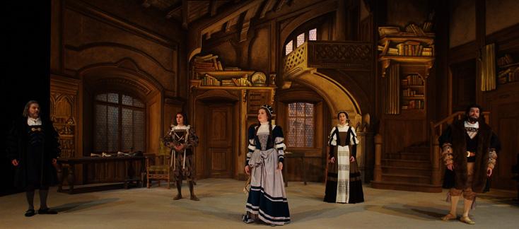 Les maîtres chanteurs de Nurtemberg, de Wagner, en français à l'Amphi' Bastille