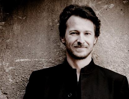 Marc Albrecht, invité de l'Orchestre national de France, en janvier 2011