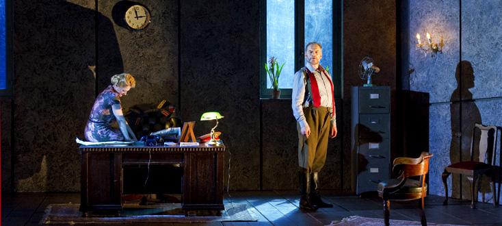Mazeppa de Piotr Tchaïkovski à l'Opéra de Monte-Carlo