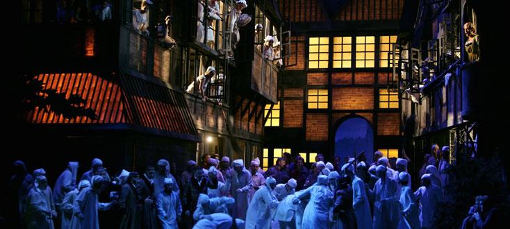 Die Meistersinger von Nürnberg (Wagner) à Toulouse : un II génial !