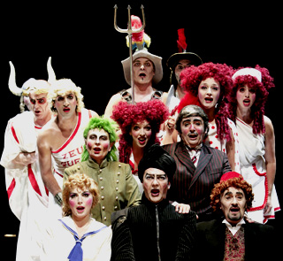 Le roi Carotte, opérette de Jacques Offenbach
